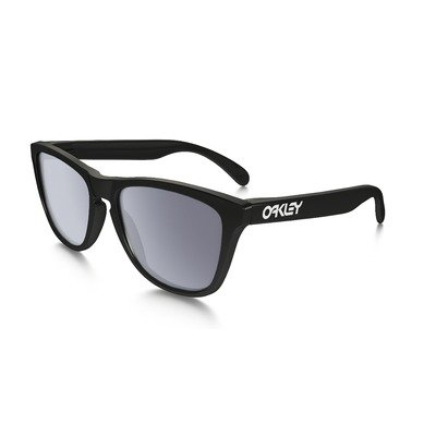 Oakley Frogskins OO9013 24-306 55 - Polished Black/Grey,OAKLEY
