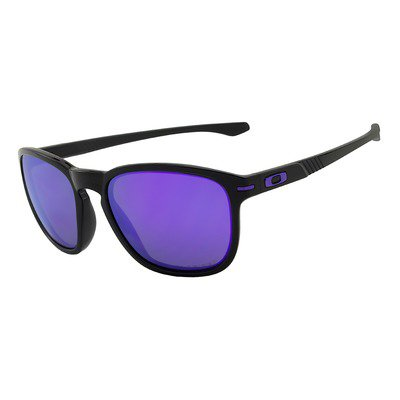 Oakley Enduro OO922313 5518 - Black Ink/Violet Iridium Polarized,OAKLEY