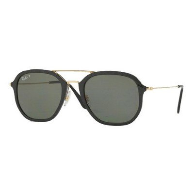 Ray-Ban RB4273 601/9A 52 - Black/Green Polarized,Ray-Ban