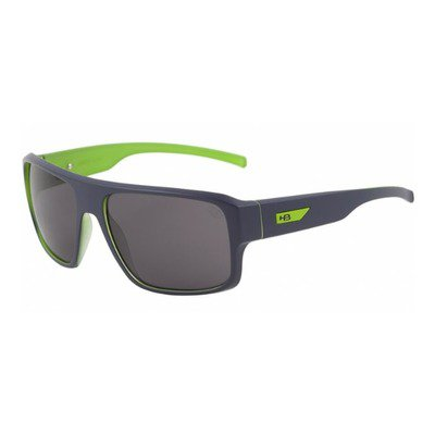 HB Redback 9011677600 - Matte S. Blue on Green/Gray Lenses,HB