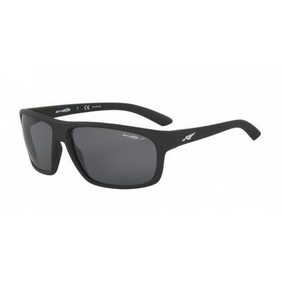 Arnette Burnout AN4225 447/81 64 - Matte Black/Gray Polarized,ARNETTE