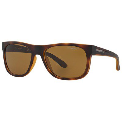 Arnette Fire Drill Lite AN4206 215283 57 - Fuzzy Havana/Brown Polarized,ARNETTE