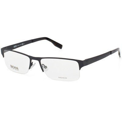 Hugo Boss BOSS 0515 003 55 - Matte Black,BOSS by HUGO BOSS