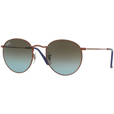 Ray-Ban RB3447 900396 53 Round - Bronze-Copper/Blue-Brown Gradient,Ray-Ban
