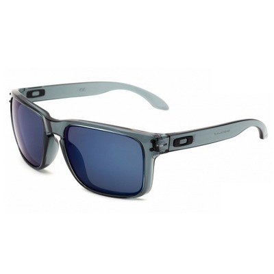 Oakley Holbrook OO910247 5518 - Crystal Black/Ice Iridium,OAKLEY