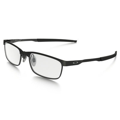 Oakley Steel Plate OX3222-0152 - Powder Coal,OAKLEY
