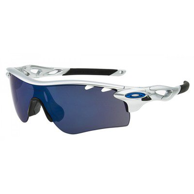 Oakley Radarlock Path OO918103 0138 - Silver/Ice Iridium Persimmon,OAKLEY