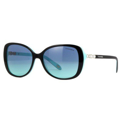 Tiffany & Co TF4121B 80559S 55 - Preto/Azul,Tiffany & Co.