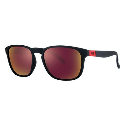 HB Dingo 9011870286 - Matte Black D.Red/Pink Chrome,HB