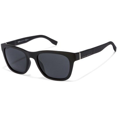 Hugo Boss BOSS 0830/S DL5 RA 53 - Matte Black/Grey Polarized,BOSS by HUGO BOSS