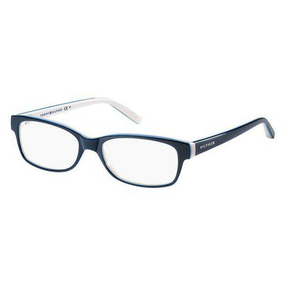 Tommy Hilfiger TH1018 1IH 52 - Blue Ivory/White,TOMMY HILFIGER