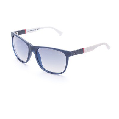 Tommy Hilfiger  TH1281/S FMCDK 56 - Blue / Red White ,TOMMY HILFIGER