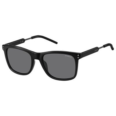 Polaroid PLD2034S CVS Y2 53 Contemporary - Black/Gray Polarized,POLAROID