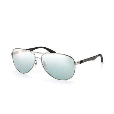 Ray-Ban RB8313 004/K6 58 Aviator Tech - Polarizado,Ray-Ban