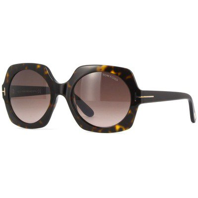 Tom Ford Sofia FT0535 52T 57 - Dark Havana/Bordeaux Gradient,TOM FORD