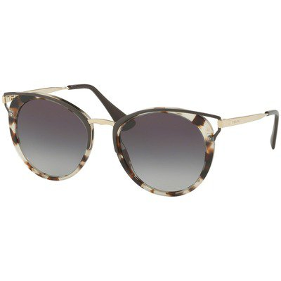 Prada PR66TS UAO5D1 54 - Spotted Brown/Grey Gradient,PRADA