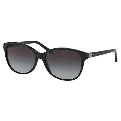 Ralph Lauren Deco Evolution RL8116 50018G 57 - Black/Gray Gradient,RALPH LAUREN