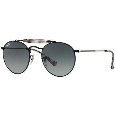 Ray-Ban RB3747 153/71 50 Round - Black/Grey Gradient,Ray-Ban