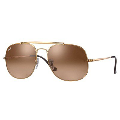 Ray-Ban RB3561 9001A5 57 The General - Bronze-Copper/Pink-Brown,Ray-Ban