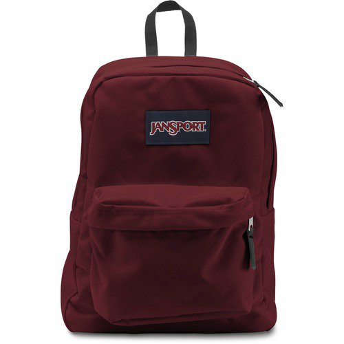 c45d1e7f5 Mochila Jansport Superbreak Vinking Red