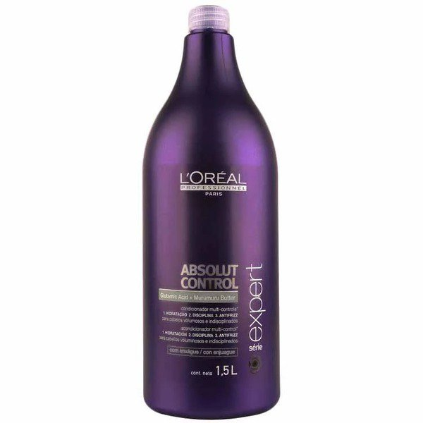 Condicionador LOreal Absolut Control 1500ml