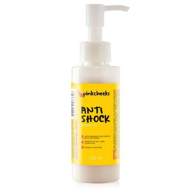 Anti Shock Leave-in Pink Cheeks (120ml)