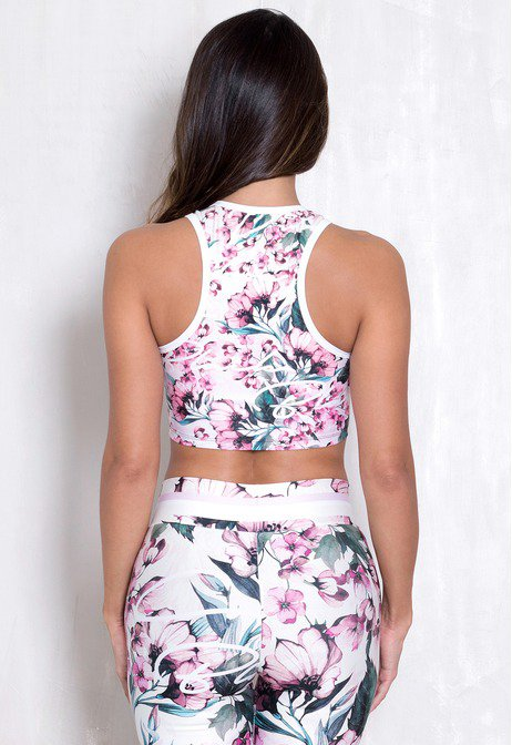 Top Cropped Cherry
